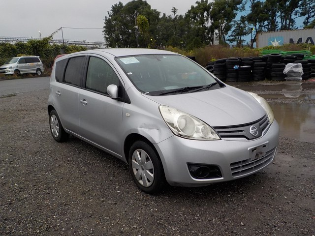 NISSAN NOTE 2012 ref: CCN9962009 (001)