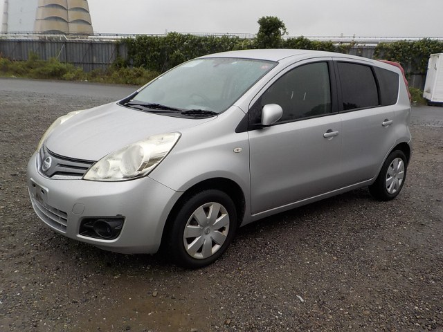 NISSAN NOTE 2012 ref: CCN9962009 (002)