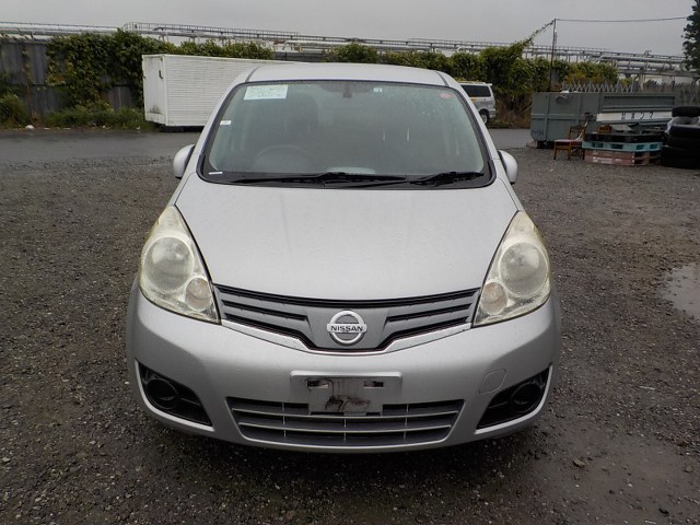 NISSAN NOTE 2012 ref: CCN9962009 (003)