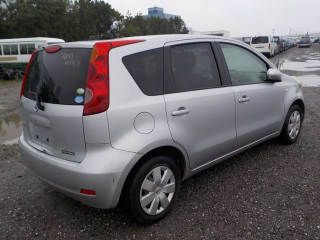 NISSAN NOTE 2012 ref: CCN9962009 (004)