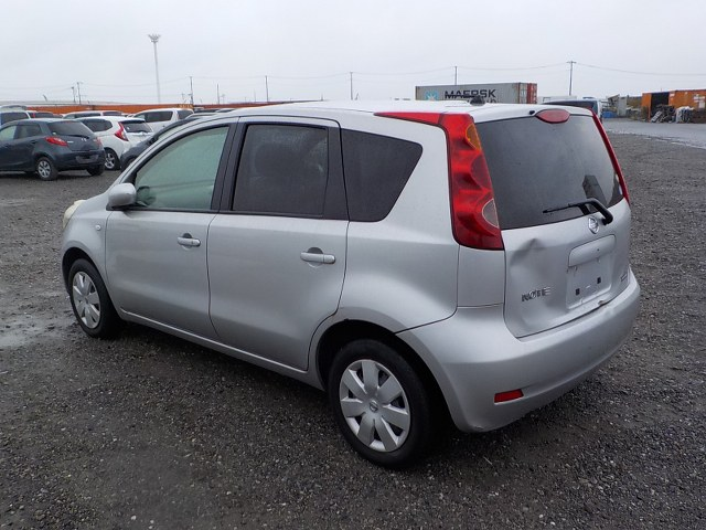 NISSAN NOTE 2012 ref: CCN9962009 (005)