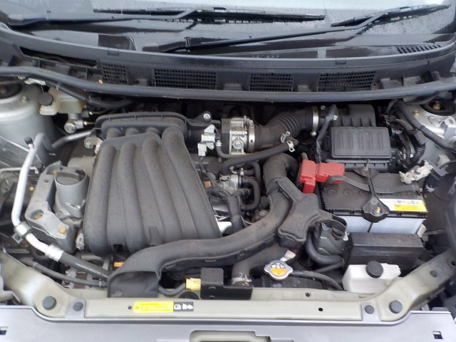 NISSAN NOTE 2012 ref: CCN9962009 (019)