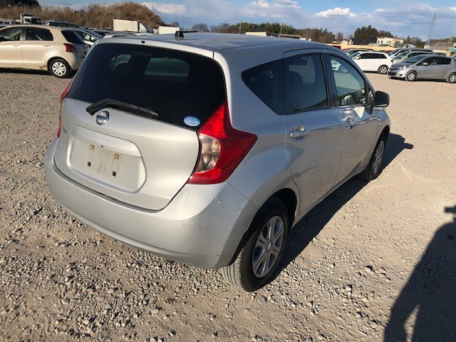 NISSAN NOTE 2014 ref: CCC0062101 (004)