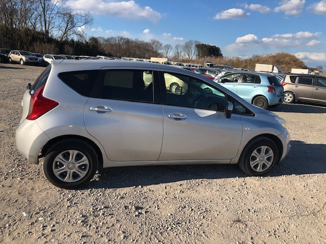 NISSAN NOTE 2014 ref: CCC0062101 (007)