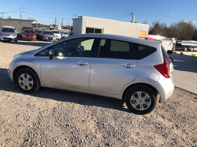 NISSAN NOTE 2014 ref: CCC0062101 (008)