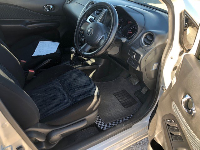 NISSAN NOTE 2014 ref: CCC0062101 (009)