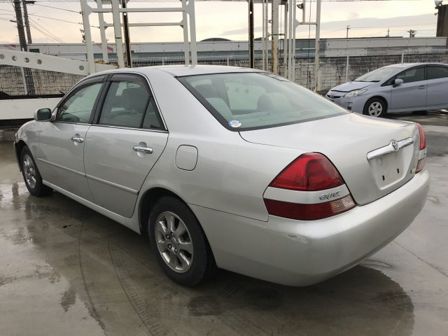 TOYOTA MARK 2 2001 ref: CCC0302101 (005)