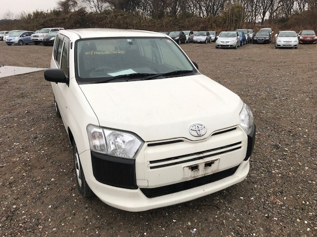 TOYOTA SUCCEED 2015 ref: CCK0172101 (001)