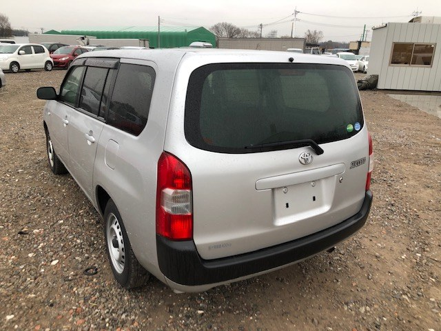 TOYOTA SUCCEED 2015 ref: CCK0192101 (005)
