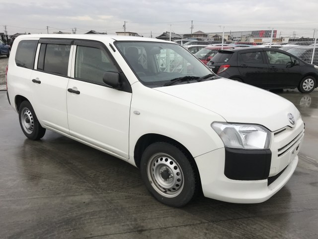 TOYOTA SUCCEED 2015 ref: CCK0322101 (001)