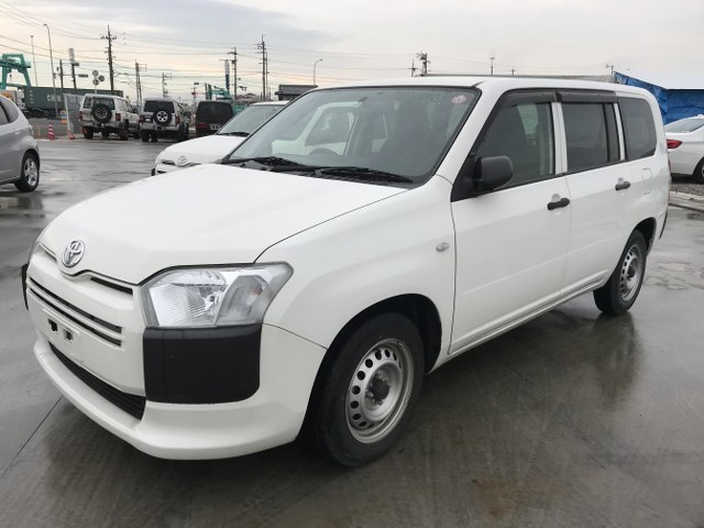 TOYOTA SUCCEED 2015 ref: CCK0322101 (002)