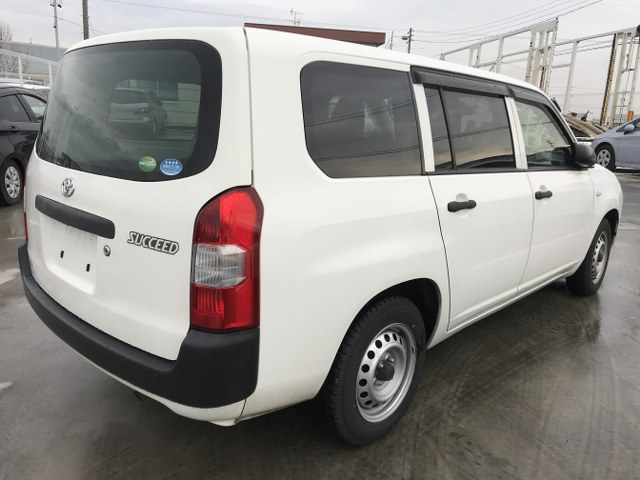 TOYOTA SUCCEED 2015 ref: CCK0322101 (004)