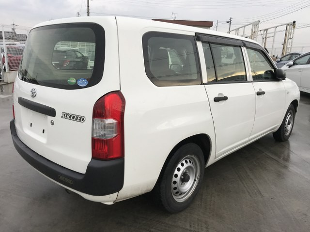 TOYOTA SUCCEED 2015 ref: CCK0332101 (004)
