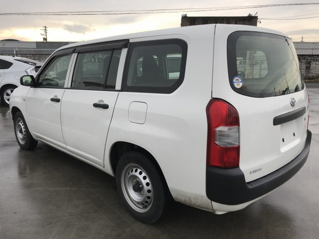 TOYOTA SUCCEED 2015 ref: CCK0332101 (005)