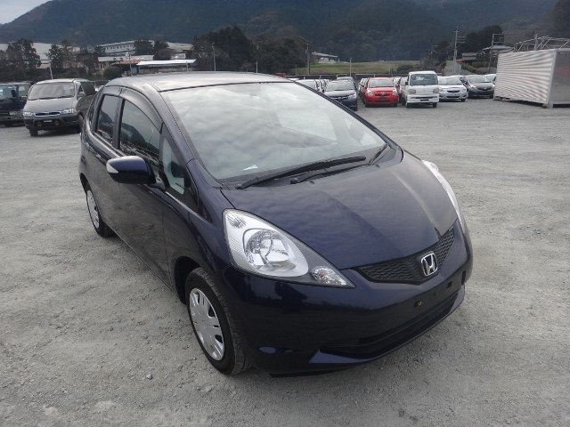 HONDA FIT 2008 ref: CCN4202101 (001)